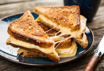 The Most Delicious Grilled Cheese You'll Ever Have